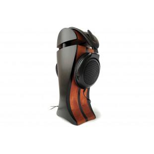 Подставка для наушников Soundmag Headphone Premium Stand Black Hornbeam & Mahoni