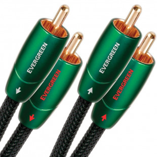 AudioQuest  1.0m EVERGREEN RCA > RCA